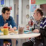 Amador desayuna con Patricio en el 12x02 de 'La que se avecina'