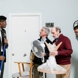 Sergio Pazos interpreta al nuevo inquilino de Montepinar en el 12x02 de 'La que se avecina'