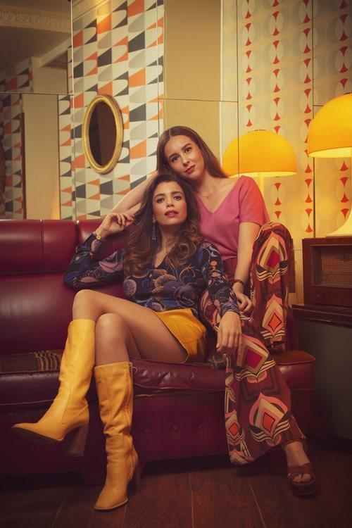 Paula Usero y Carol Rovira en '#Luimelia 77'