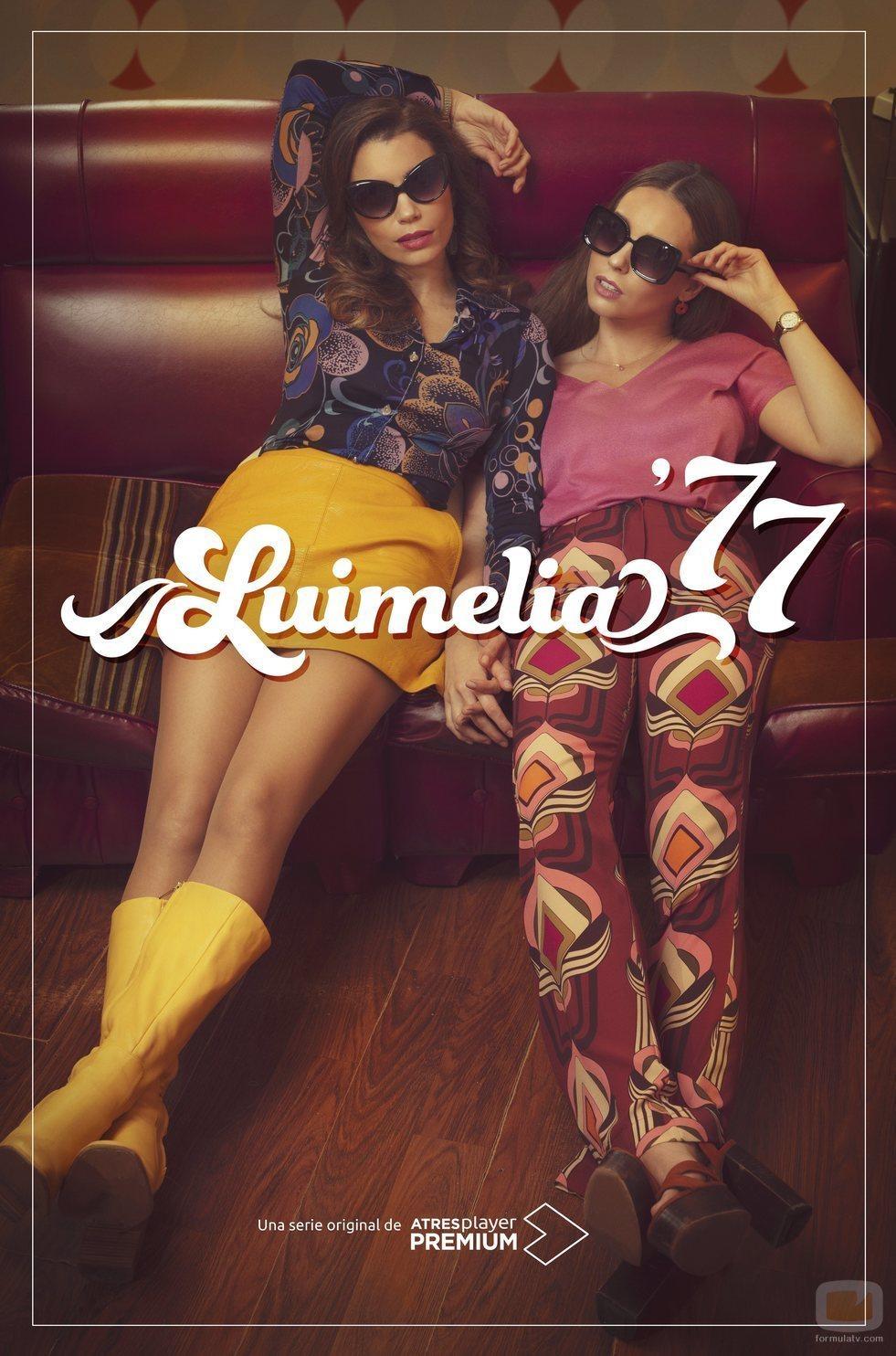 Cartel promocional de '#Luimelia 77'