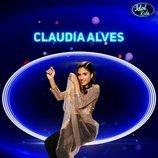 Claudia Alves, semifinalista de la tercera gala de 'Idol Kids'