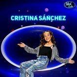 Cristina Sánchez, semifinalista de la tercera gala de 'Idol Kids'