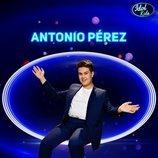 Antonio Pérez, semifinalista de la tercera gala de 'Idol Kids'
