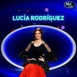Lucía Rodríguez, semifinalista de la tercera gala de 'Idol Kids'