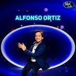 Alfonso Ortiz, semifinalista de la tercera gala de 'Idol Kids'