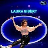 Laura Gibert, semifinalista de la tercera gala de 'Idol Kids'