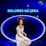 Dolores Nájera, semifinalista de la tercera gala de 'Idol Kids'