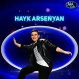 Hayk Arsenyan, semifinalista de la tercera gala de 'Idol Kids'