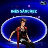 Inés Sánchez, semifinalista de la tercera gala de 'Idol Kids'