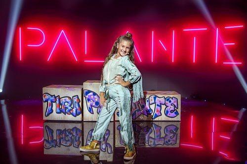 """Soleá presenta la puesta en escena de """"Palante"""" para Eurovisión Junior 2020"""