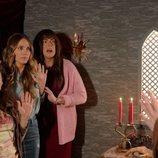 Nines, Raquel y Alba se asustan en el 12x03 de 'La que se avecina'