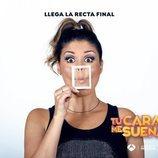 Posado de Cristina Ramos para la recta final de 'Tu cara me suena 8'