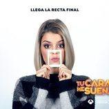 Posado de Nerea Rodríguez para la recta final de 'Tu cara me suena 8'