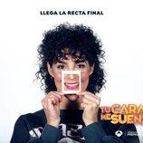 Posado de Rocío Madrid para la recta final de 'Tu cara me suena 8'