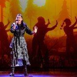 Susan, representante de Alemania, en la Gran Final de Eurovisión Junior 2020