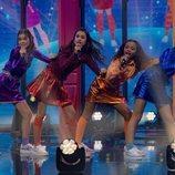 Unity, representante de Países Bajos, en la Gran Final de Eurovisión Junior 2020