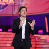 Manel Fuentes, en la Gala 12 de 'Tu cara me suena 8'