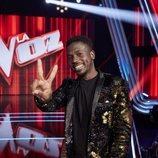Isaiah Kelly tras ganar la segunda edición de 'La Voz' en Antena 3