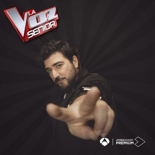 Antonio Orozco en la segunda edición de 'La Voz Senior'