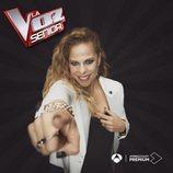 Pastora Soler en la segunda edición de 'La Voz Senior'