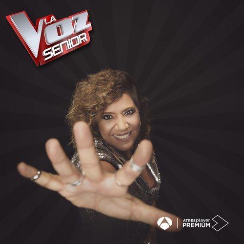Rosana en la segunda edición de 'La Voz Senior'