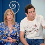 Eva Isanta y Pablo Chiapella en la temporada 12 de 'La que se avecina'