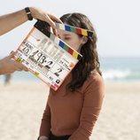 Elena Rivera, protagonista de 'Alba', durante el rodaje