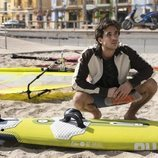 Jorge Silvestre es Tirso en 'Alba'