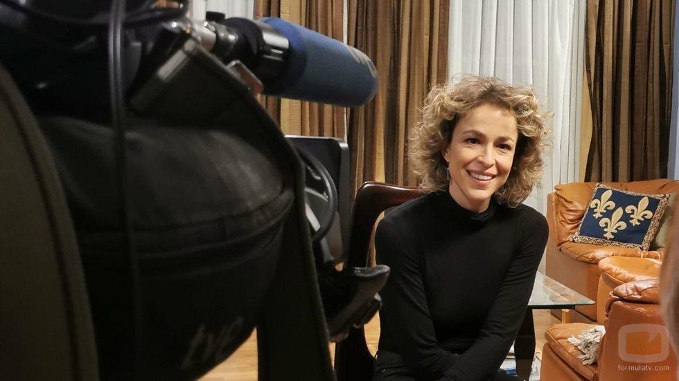 Silvia Abascal como María Alcántara en 'Cuéntame cómo pasó'