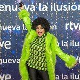 La Terremoto de Alcorcón en 'RTVE renueva la ilusión'