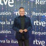 Roberto Herrera posa en 'RTVE renueva la ilusión'