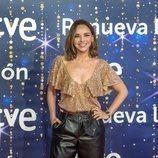 Chenoa en la presentación de 'RTVE renueva la ilusión'