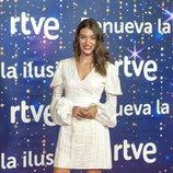 Ana Guerra posa en 'RTVE renueva la ilusión'