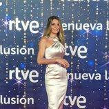 Blanca Benlloch posa en 'RTVE renueva la ilusión'