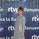Sandra Daviú en la presentación de 'RTVE renueva la ilusión'
