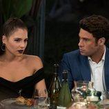 Yoli junto a su prometido, Oriol, en 'FoQ: El reencuentro'