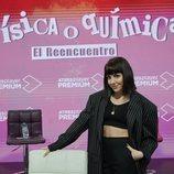 Angy Fernández en la rueda de prensa de 'FoQ: El reencuentro'
