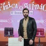 Álex Barahona en la rueda de prensa de 'FoQ: El reencuentro'
