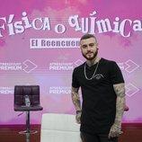 Adrián Rodríguez en la rueda de prensa de 'FoQ: El reencuentro'