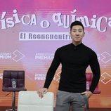 Andrés Cheung en la rueda de prensa de 'FoQ: El reencuentro'