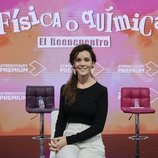 Sandra Blázquez en la rueda de prensa de 'FoQ: El reencuentro'