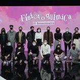Todo el elenco de 'FoQ: El reencuentro' en la rueda de prensa