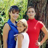 Teresa Hurtado de Ory, Elsa Pinilla y Ana Mena en la tv movie de 'Marisol'