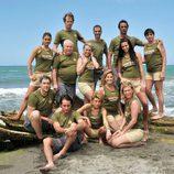 Concursantes de Supervivientes 2009