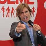 Carlos Baute es el presentador de 'Elígeme'