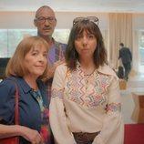Pepa Carranza, Lucía y Jimmy en 'Deudas'