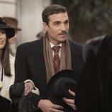 Valeria (Roser Tapias) y David (Aleix Rengel) en 'Acacias 38'