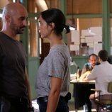 Alain Hernández y Megan Montaner, protagonistas de 'La caza. Tramuntana'