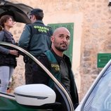 Alain Hernández es el cabo Gamero en 'La caza. Tramuntana'