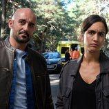 Alain Hernández y Megan Montaner protagonizan 'La caza. Tramuntana'